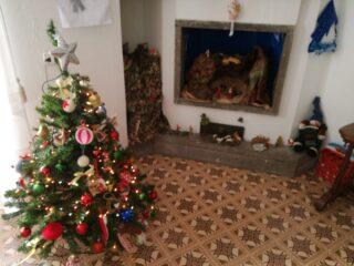 Per me il Natale è famiglia e tanto cibo.