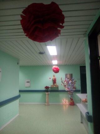 Buon Natale a tutti i malati negli ospedali