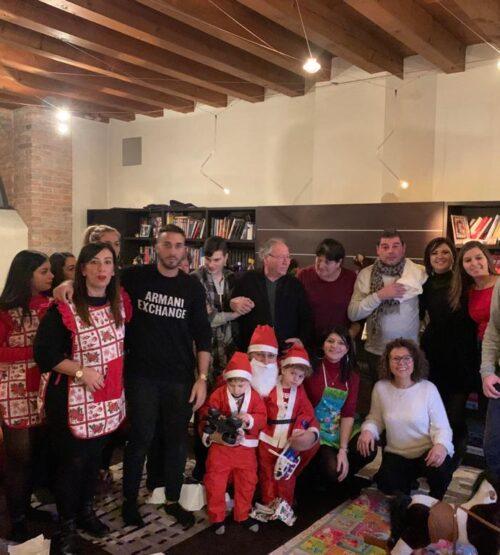 Il Natale è stare tutti insieme