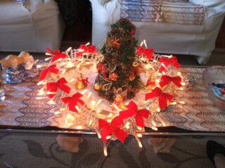 Un Bellissimo Mini-Albero-d-Natale