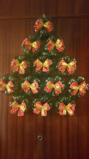 Anche a Natale si può riciclare