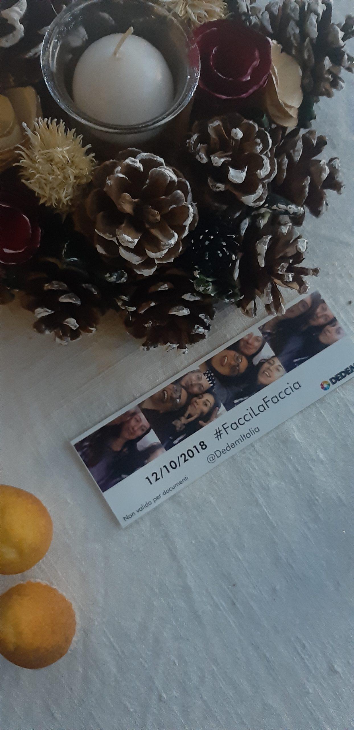 Natale è il calore della propria famiglia