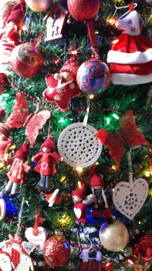 Natale è armonia di colori