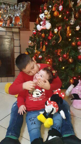 L'immenso amore tra fratello e sorella