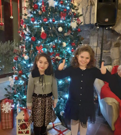 Buon Natale a tutti voi