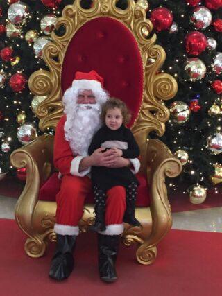Con Babbo Natale