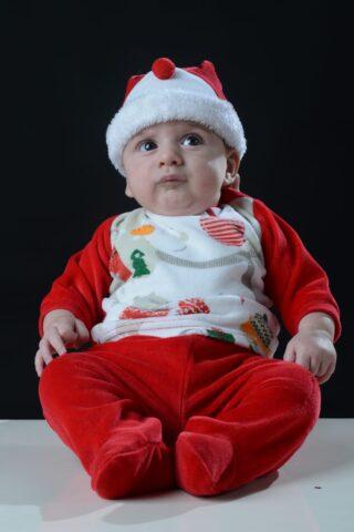 Il nostro primo Natale insieme a te ️