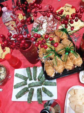 Il Natale si festeggia anche a tavola