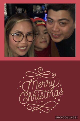 Natale con famiglia