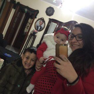 Il mio Natale è stare insieme hai miei figli