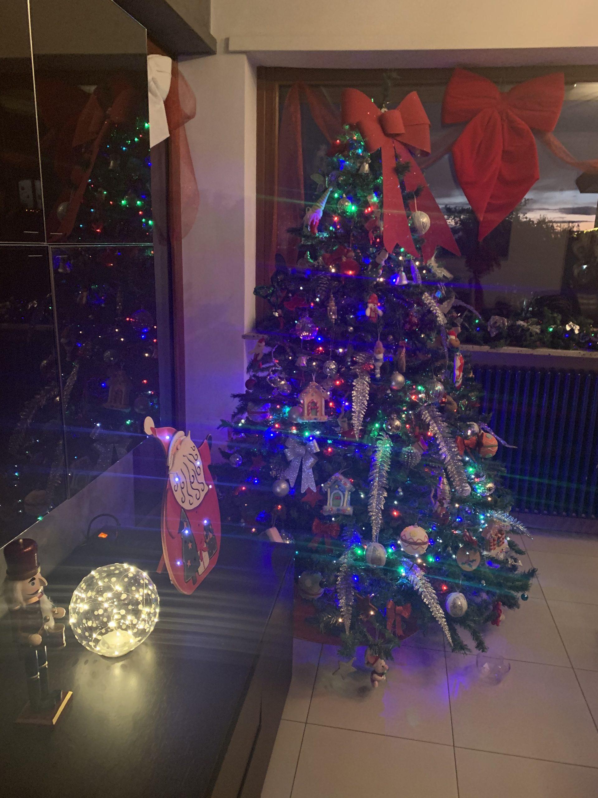 Il Natale colora la vita