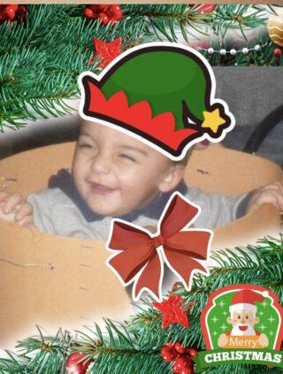 """Buon Natale a tutti i bimbi """"speciali""""️"""