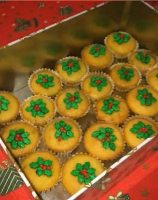 Natale è preparare biscotti per i miei cari!