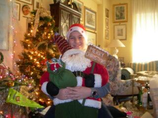 Natale è...la gioia nel sorriso di un bambino