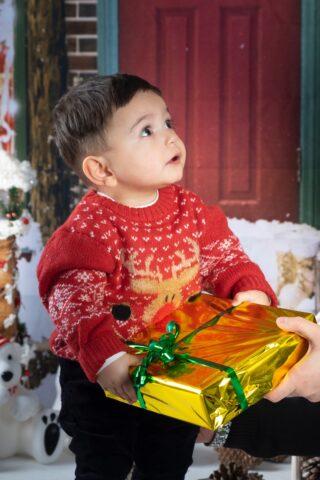 Natale è Ricevere amore senza chiedere