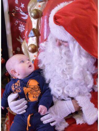 La magia del Natale si legge negli occhi dei bimbi