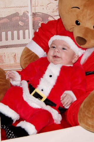 Il primo Natale di Francesco!