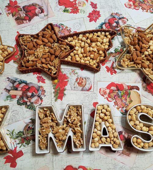 Viva il Natale con le noccioline Deco*