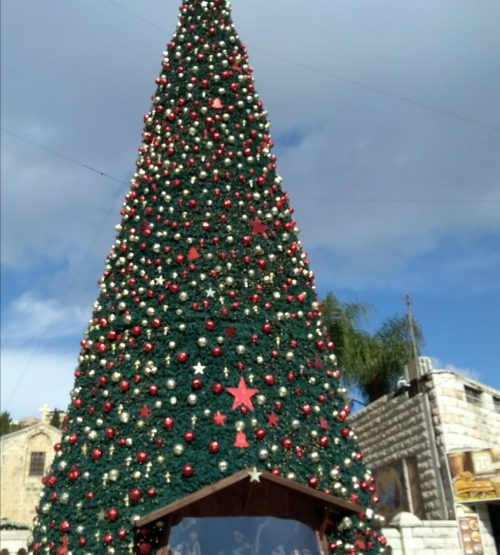 Natale a Betlemme