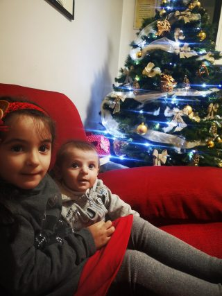 Quale miglior regalo dei bambini sotto l'albero?!