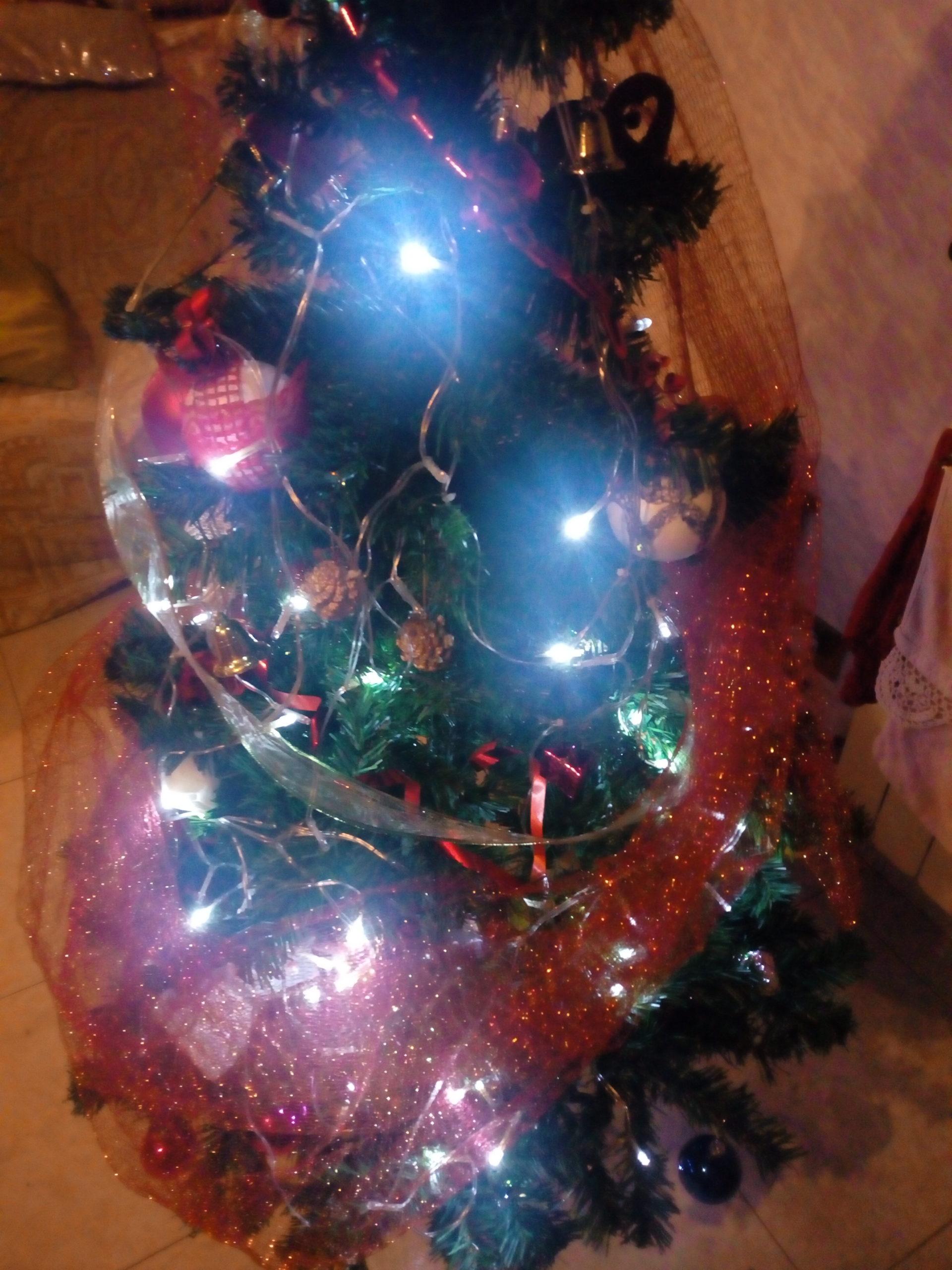 Natale è il calore che le luci sprigionano.