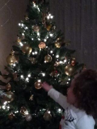 Il Natale è la gioia che è negli occhi dei bambini
