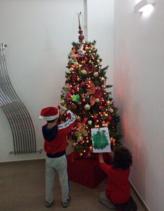 I bimbi rappresentano la magia del Natale!