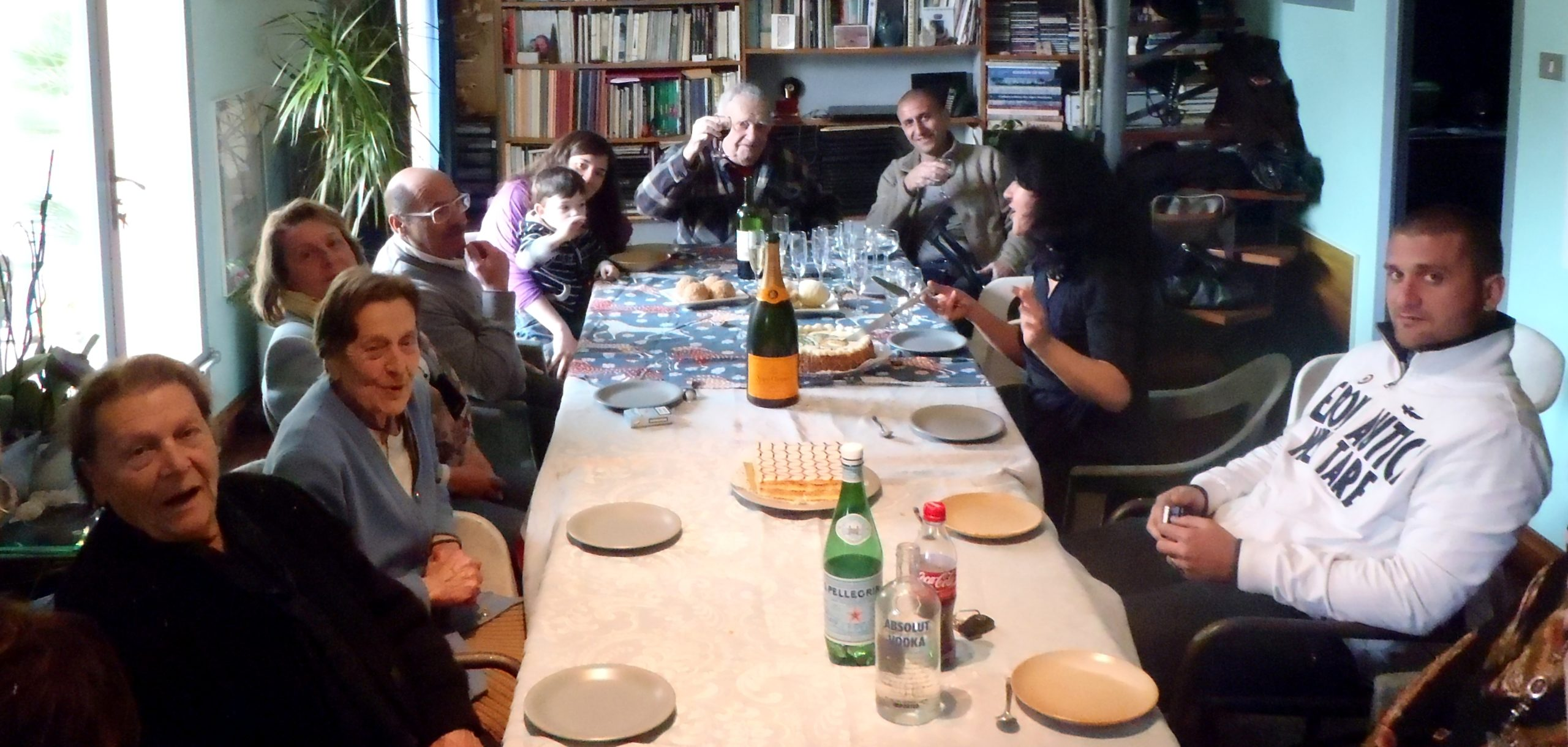 Natale è riunire la famiglia