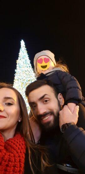 Natale è lei che ci fa sentire ancora bambini
