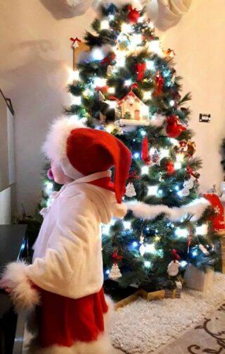 Buon Natale per ogni sorriso che ti farà star bene