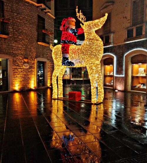 Natale è lucine negli occhi e gioia nel cuore
