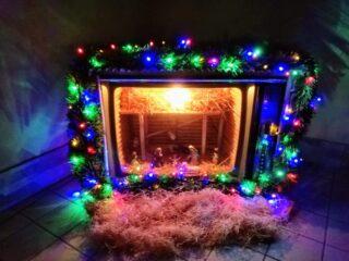 Natale in famiglia significa calore.